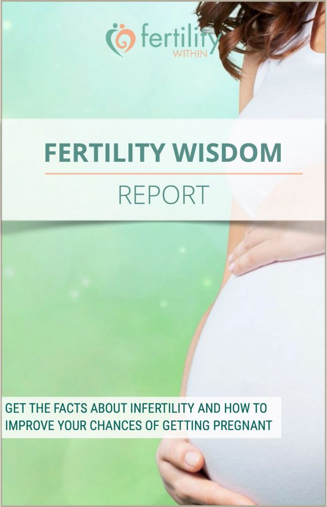The Fertility Wisdom Report helps you get facts about infertility and improve your chances of getting pregnant